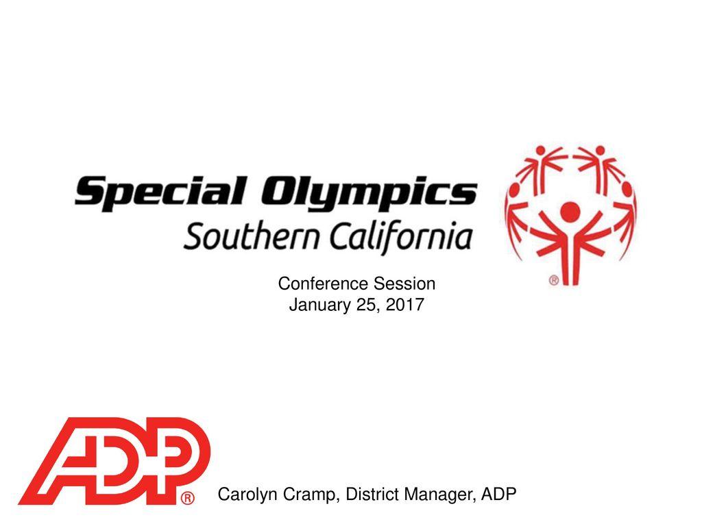 Carolyn Cramp, District Manager, ADP - ppt download
