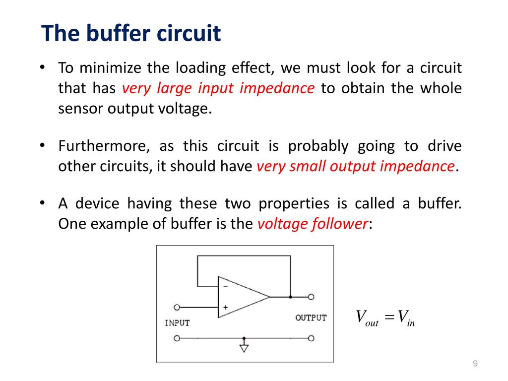 3) Signal Conditioning - ppt download