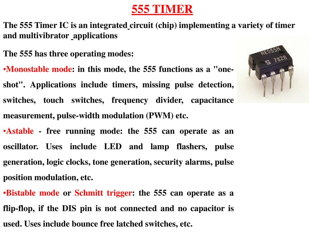 Hidden Active Cell Phone Detector Ppt Download Pulse Width Modulator Circuit 555 Timer The Ic Is An Integrated Chip Implementing A Variety