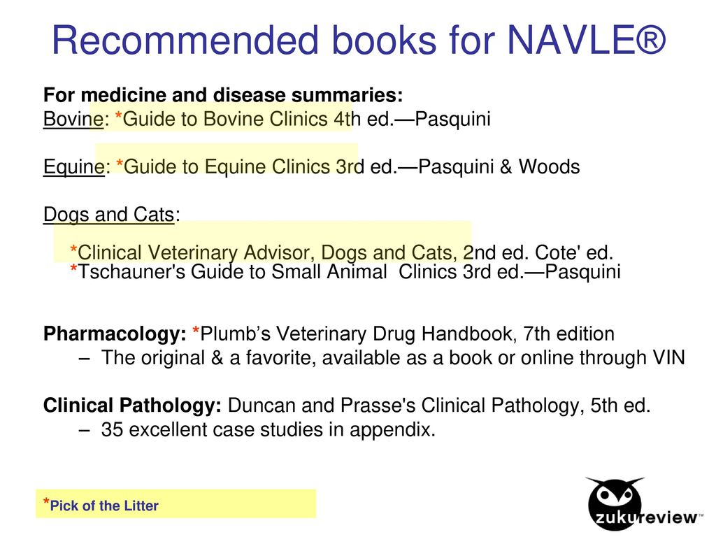 clinical veterinary advisor dogs and cats