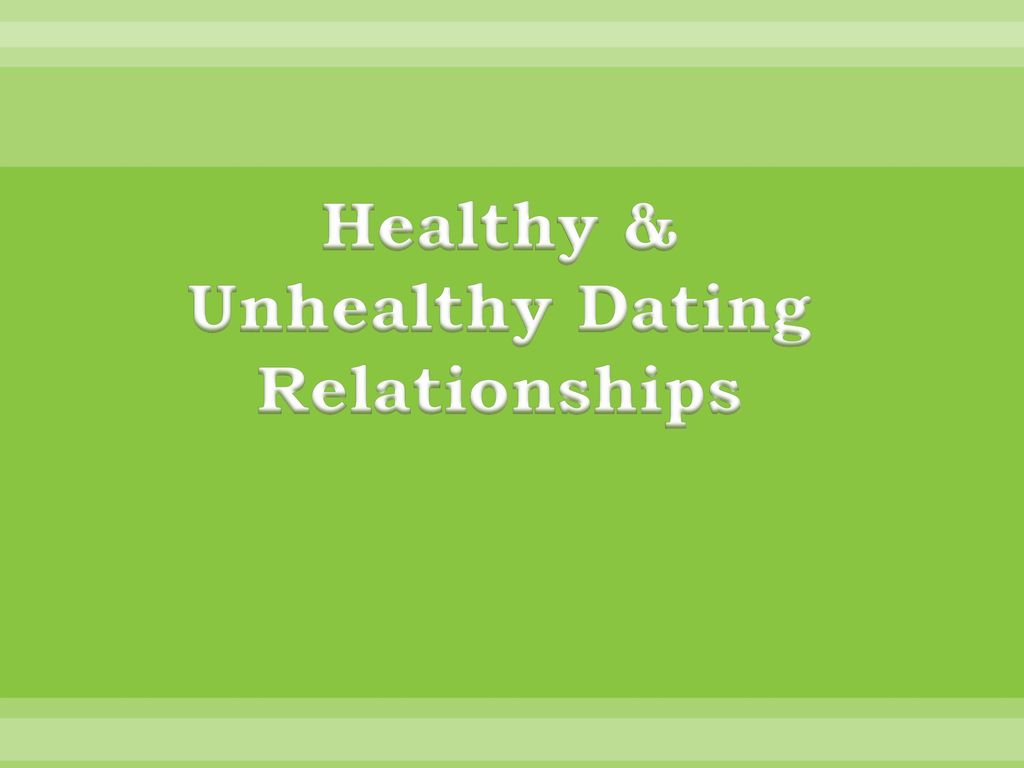 dating healthy he changed his dating profile picture