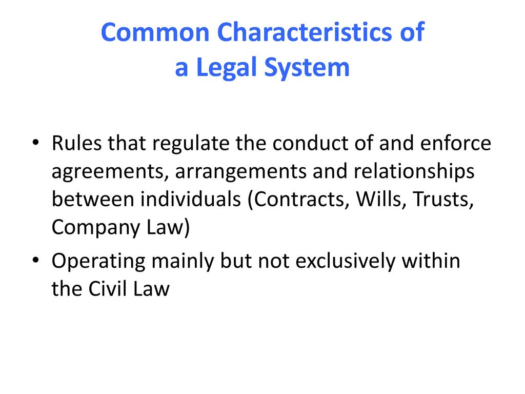 Civil liability: the concept and features 15