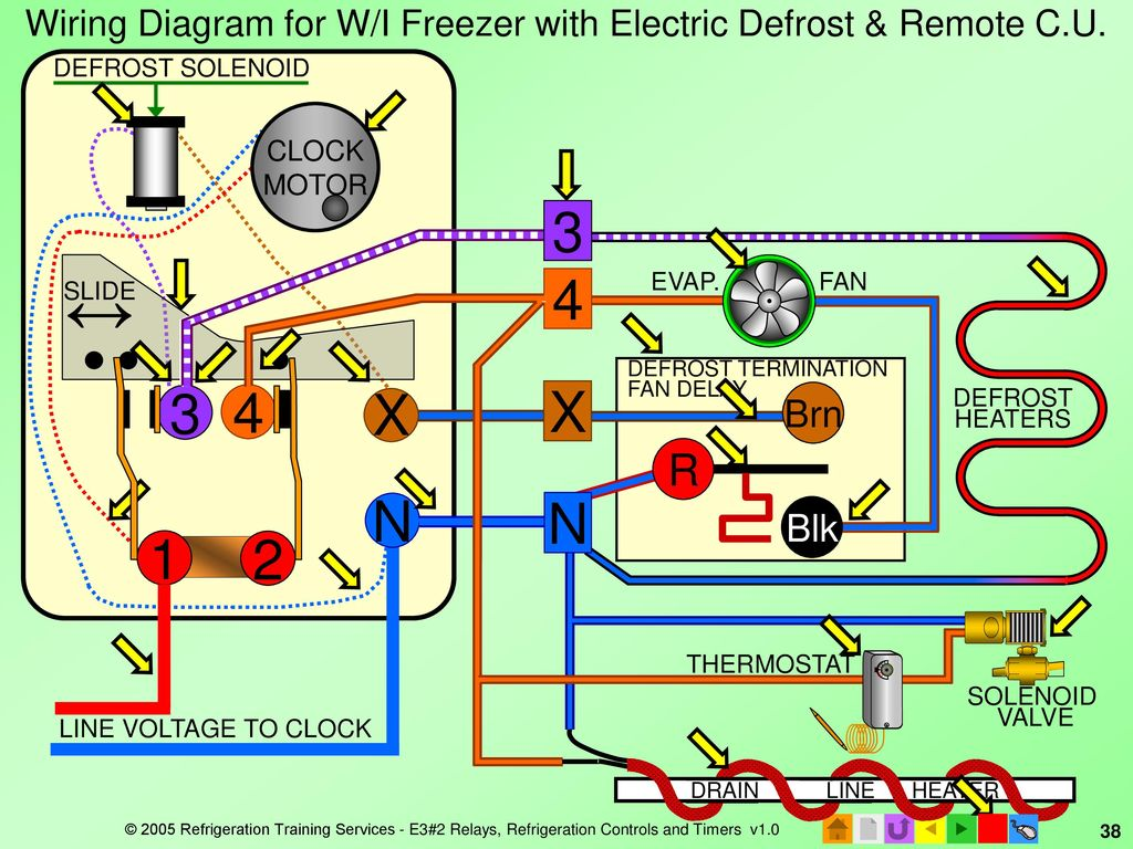 Defrost Termination Fan Delay Switch Wiring Diagram Free Download Methods Ppt Diagrams Pictures E3 Hvacr Controls And Devices