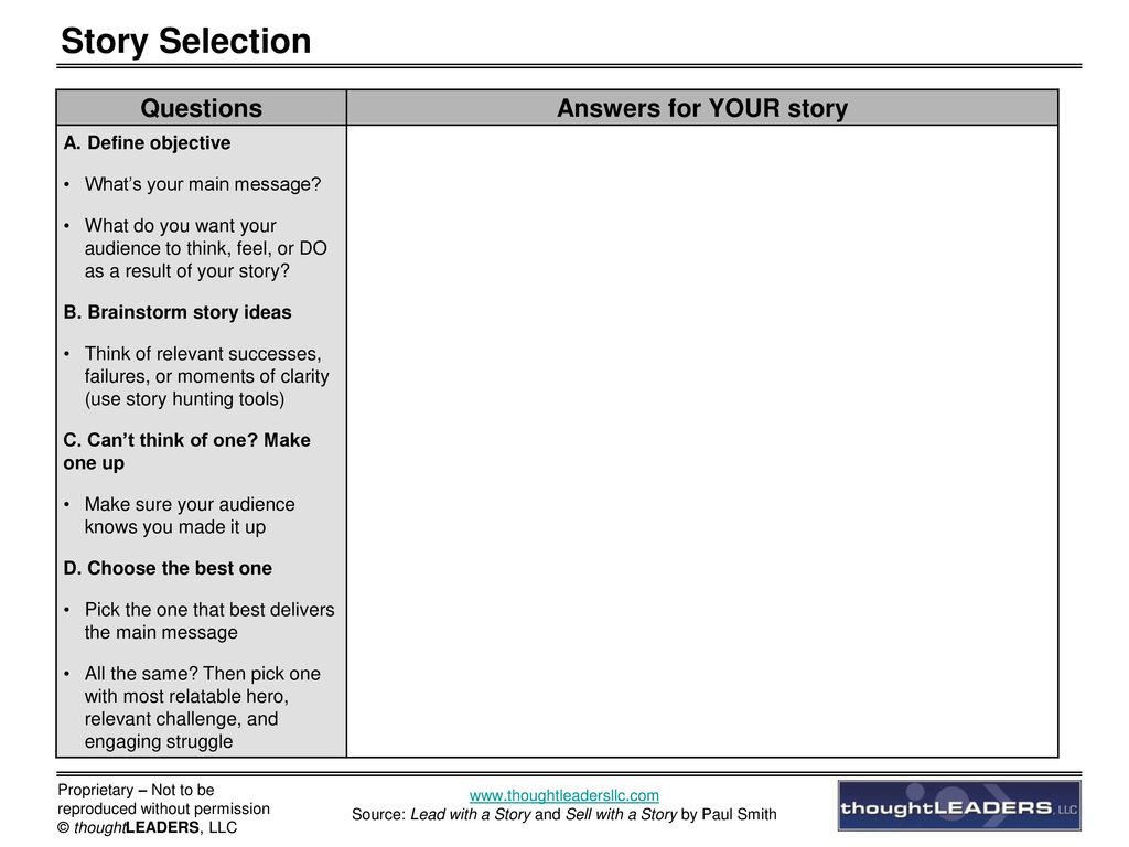 """story spine: """"the best example of that i've seen was"""" - ppt download"""