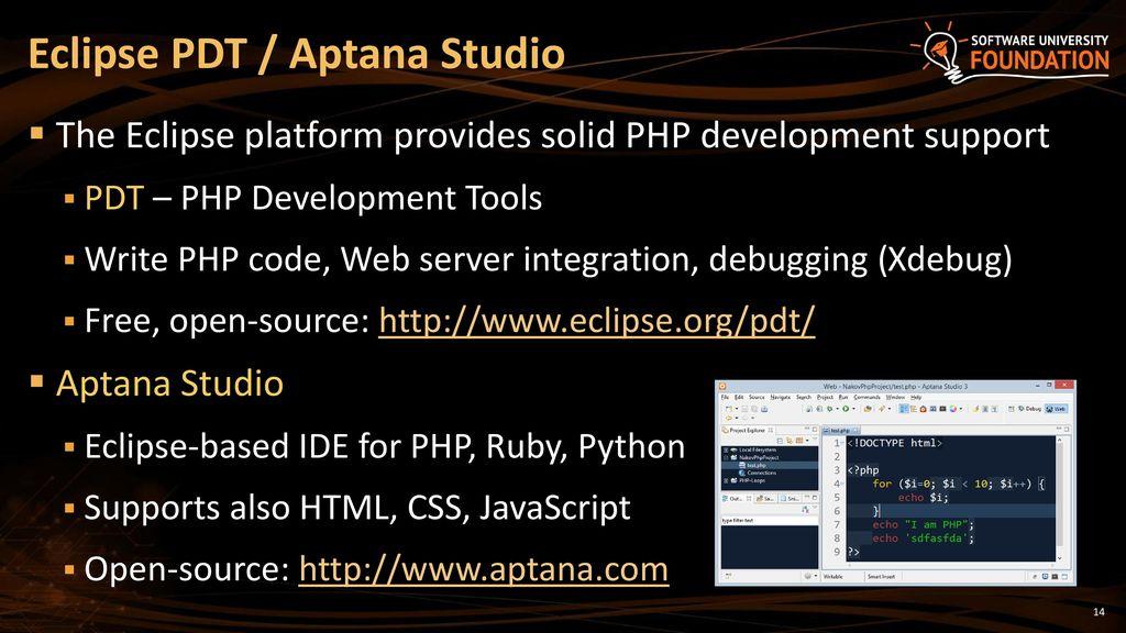 Setup a PHP + MySQL Development Environment - ppt download