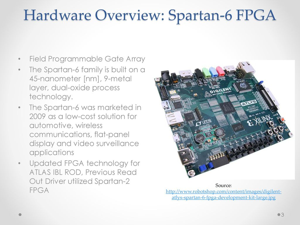 Xilinx Spartan-6 FPGA Board Setup - ppt download