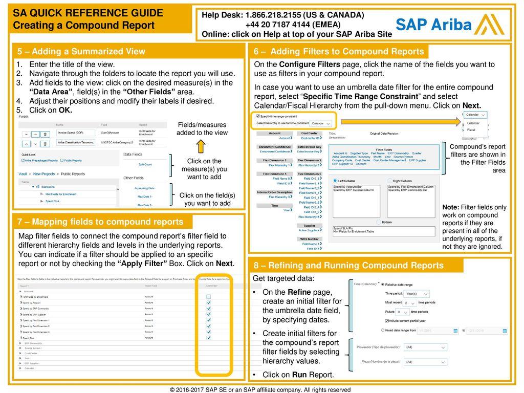 Sap Hierarchy Report