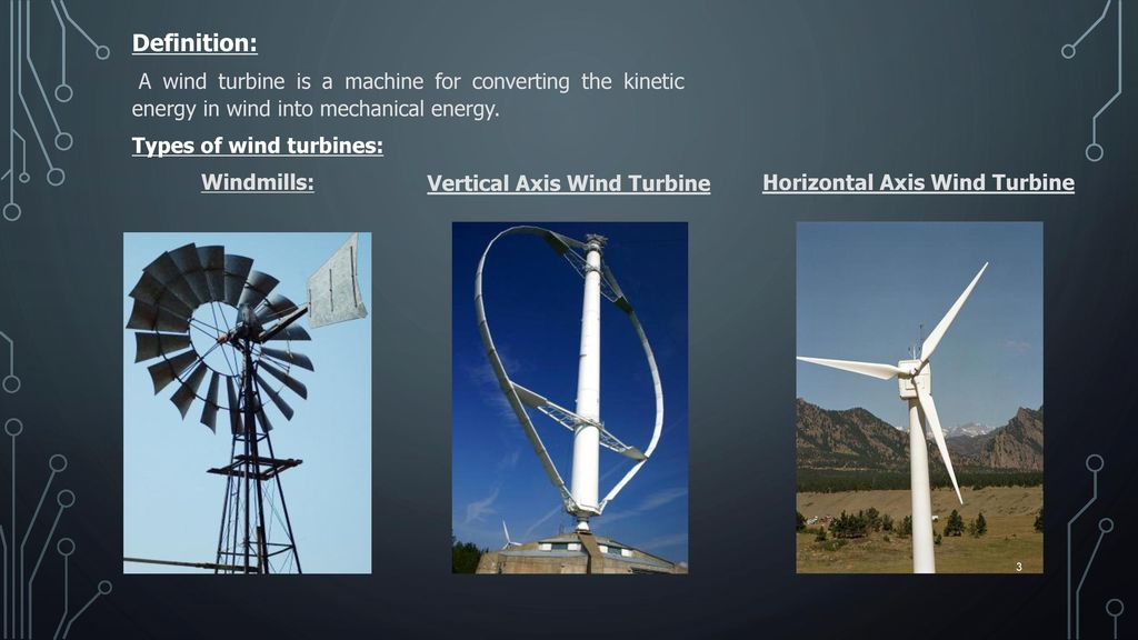 Study About Residential Wind Turbines Ppt Download