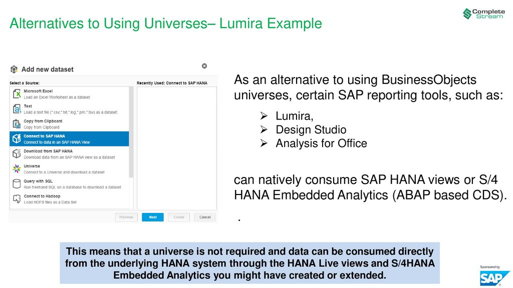 and SoH and HANA Live Reporting - ppt download