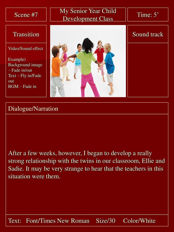 Storyboard Workouts #6 Digital Storytelling EDCI ppt download