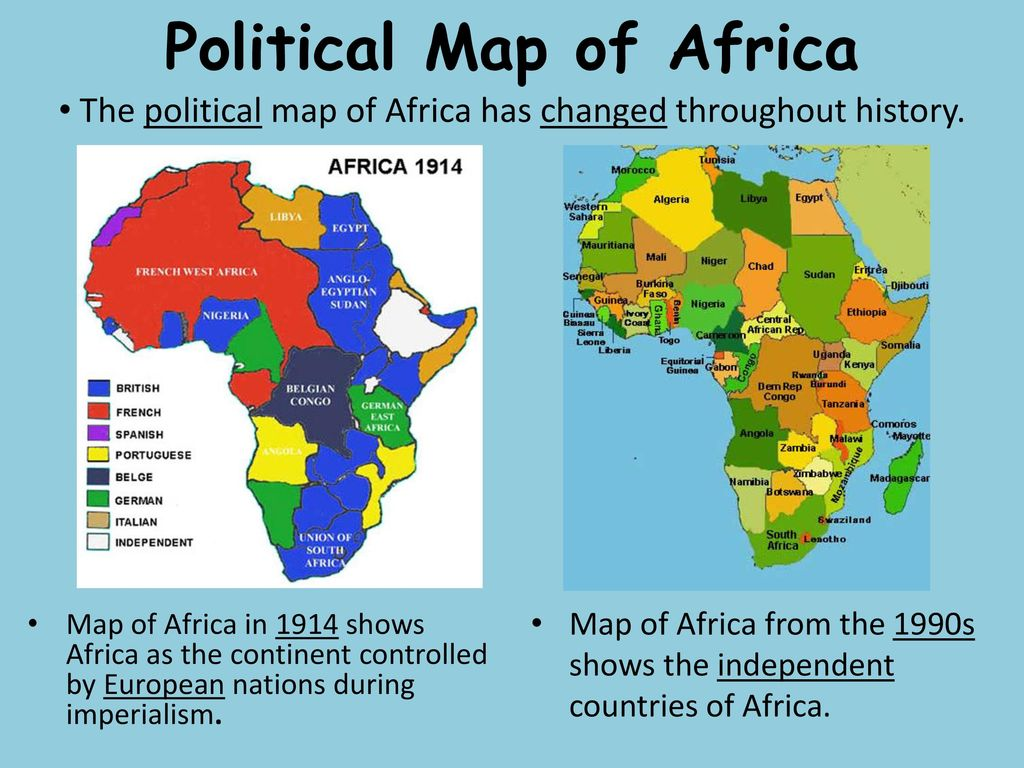 Characteristics Of A Political Map on