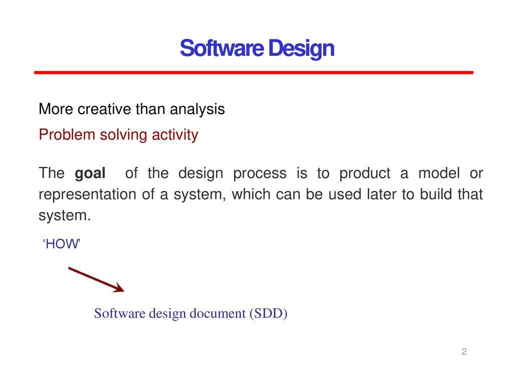 Unit 3 Software Design Ppt Download