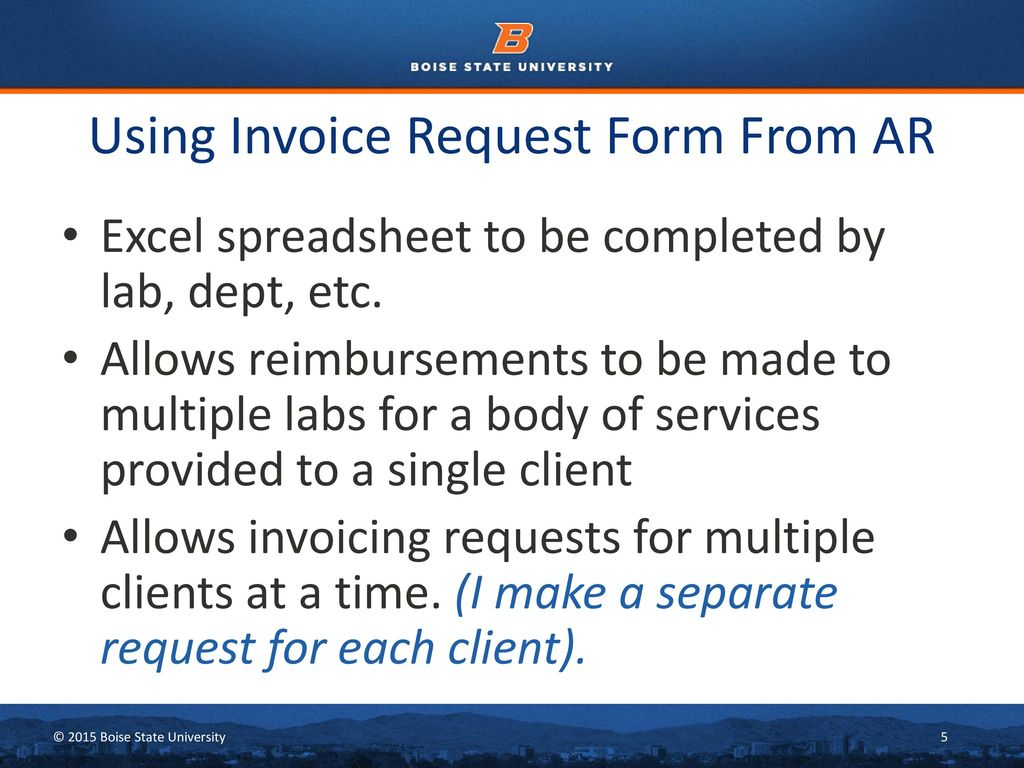 Analytical Services Invoicing Toolkit Ppt Download
