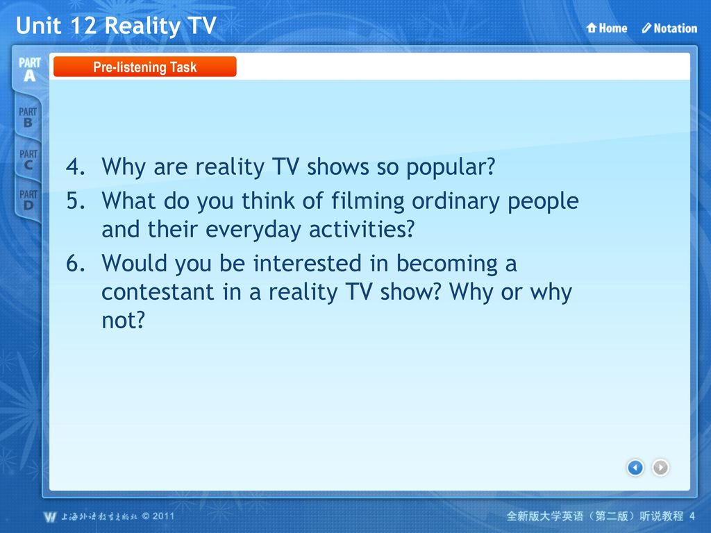 why are reality tv shows so popular