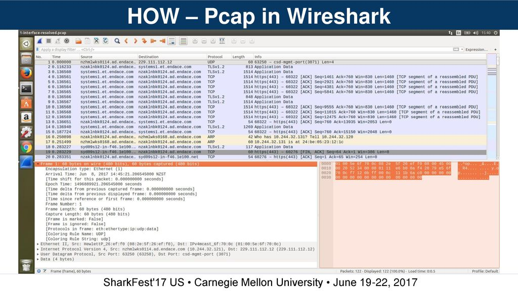 Augmenting Packet Capture with Contextual Metadata - ppt download