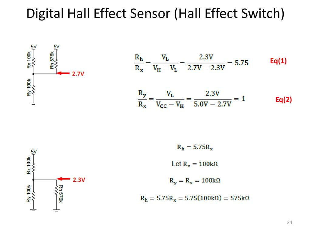Sensors Actuators For Automatic Systems Saas Ppt Download Hall Effect Switch Digital Sensor