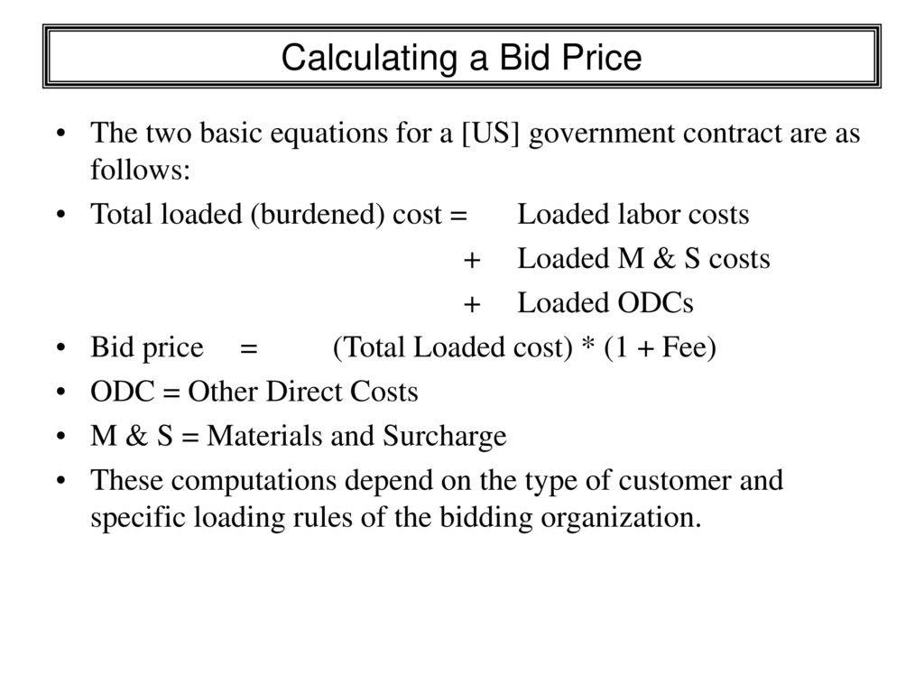 How to calculate the cost price 38