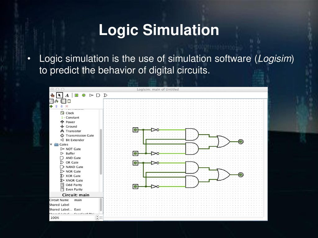 Logic Gates & Boolean Algebra - ppt download