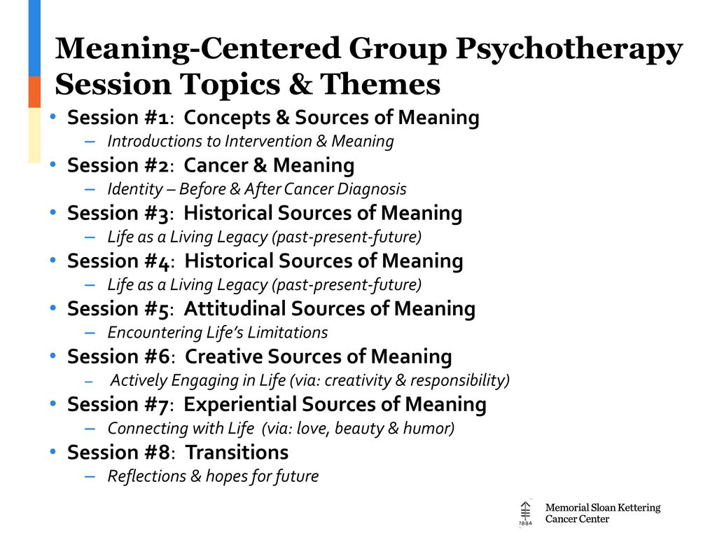 International Meaning Conference JUly, 2016, Toronto  - ppt