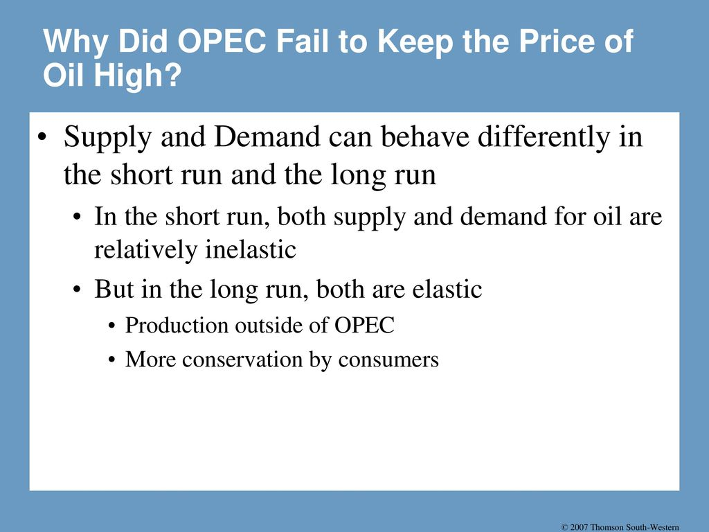 THE ELASTICITY OF DEMAND - ppt download