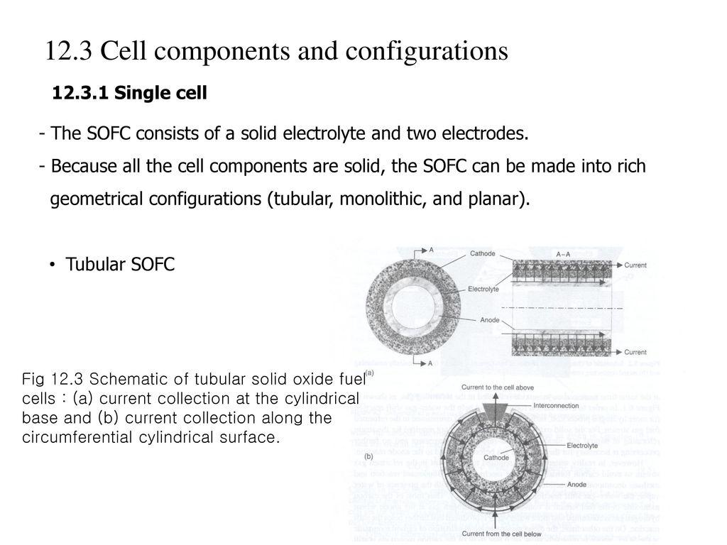 Chap 12 Solid Oxide Fuel Cells (SOFCs) - ppt download