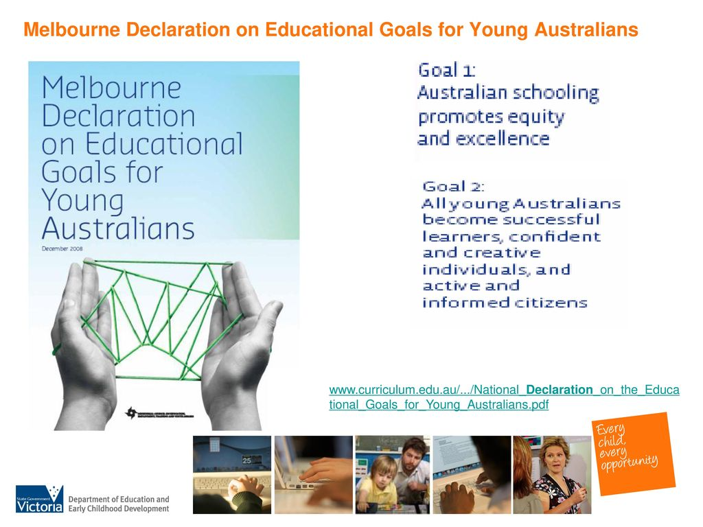 2010 school reviewer training thursday 11 march ppt download 3 melbourne declaration on educational malvernweather Images