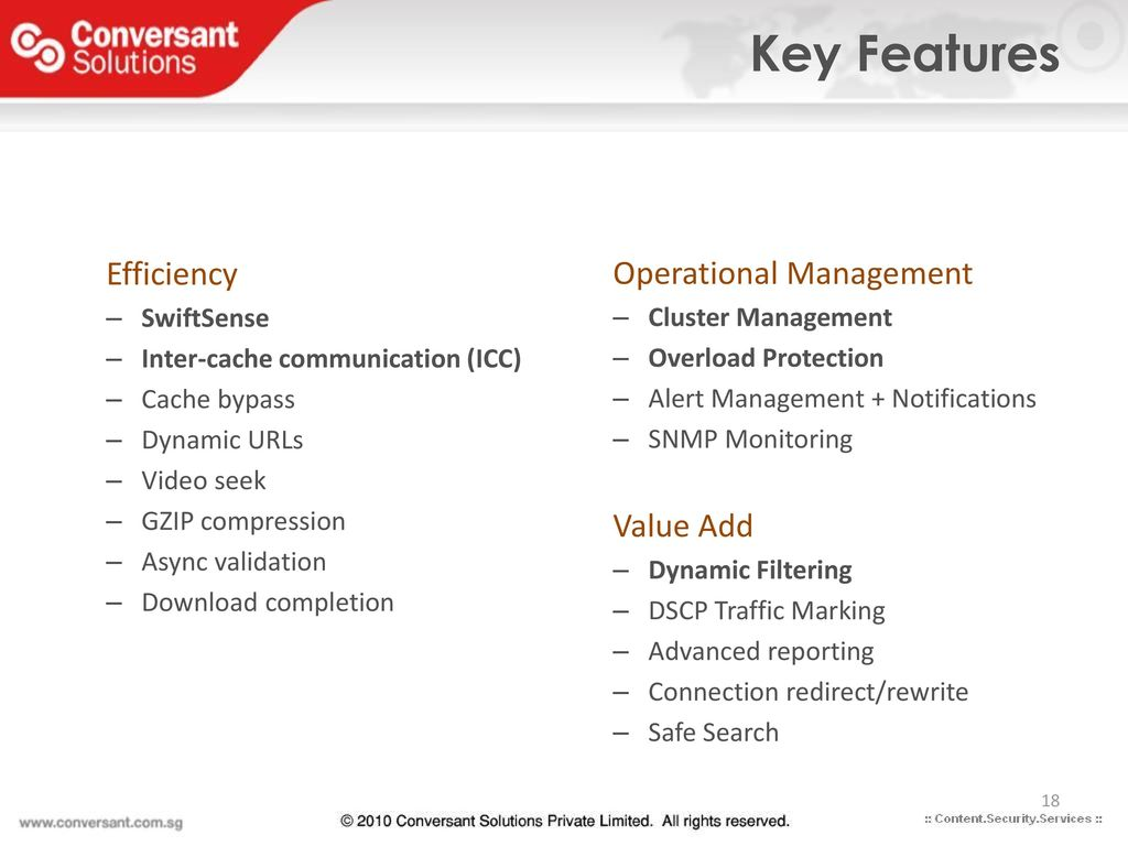 SwiftCache Enabling application-aware networks - ppt download