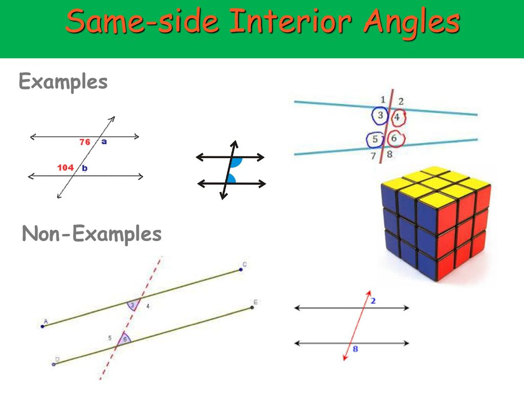 3 1 Lines And Angles Objective Ppt Download