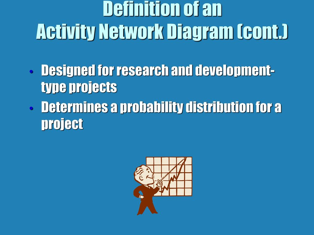 Overview Definition Of An Activity Network Diagram History Basic Terms Ppt Download