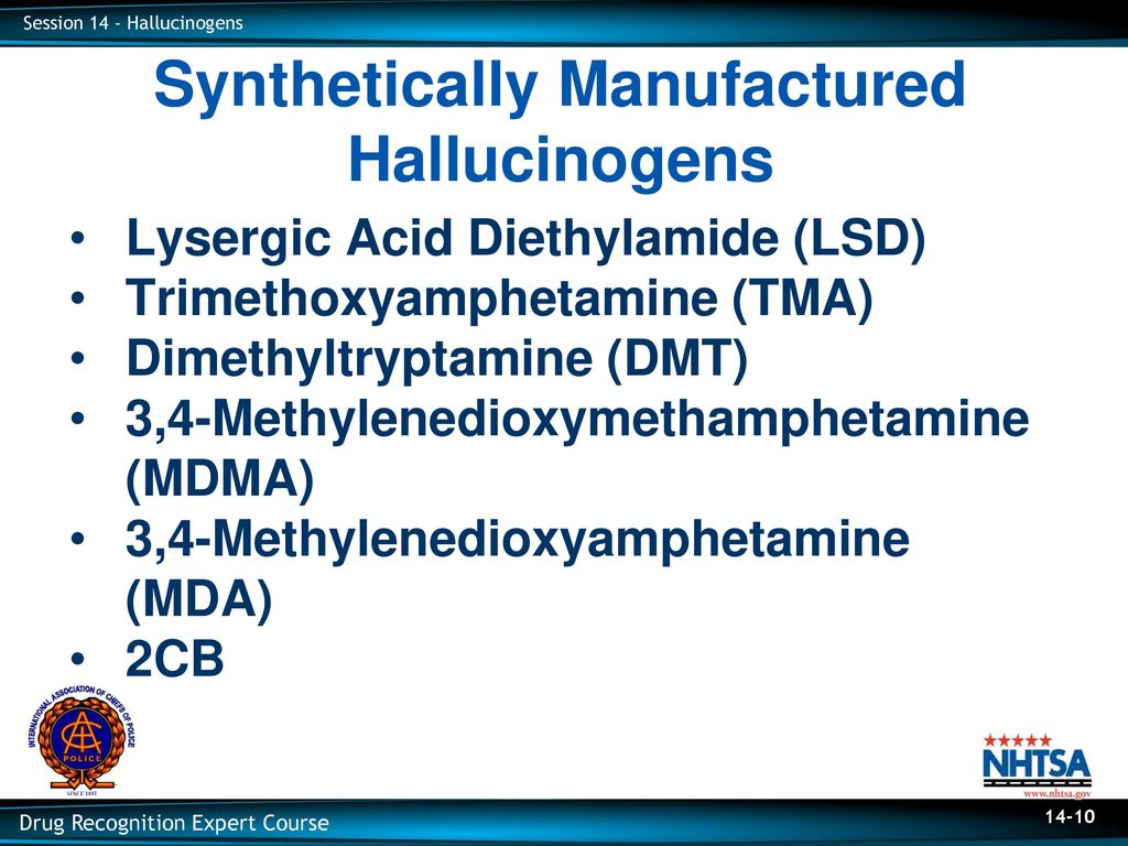 105 Minutes Session 14 Hallucinogens  - ppt download