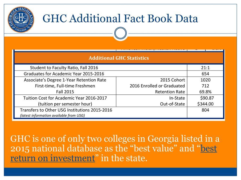 Georgia Highlands College Center for STEM Learning - ppt