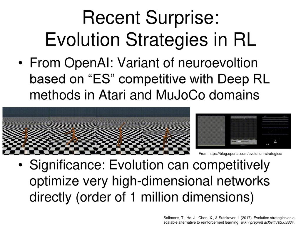 Evolving Neural Networks through Neuroevolution - ppt download