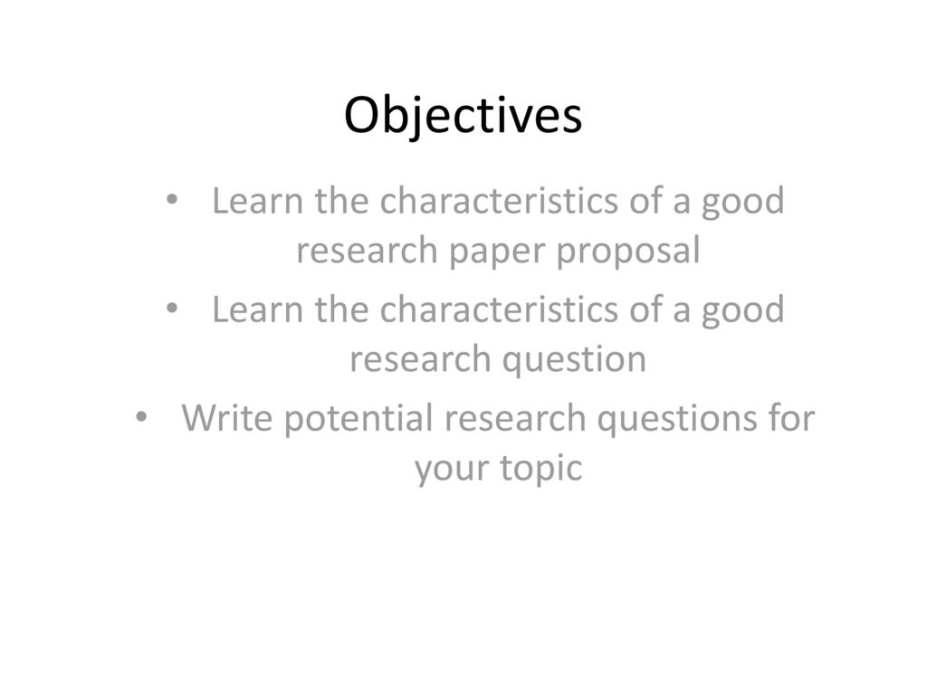 Www Oppapers Com Essays  Example Of Thesis Statement For Essay also Reflection Paper Essay Objectives Learn The Characteristics Of A Good Research  Essays About Science