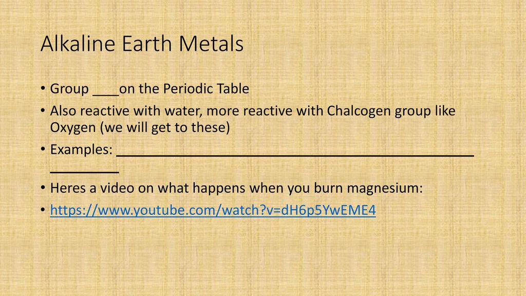 Chapter 1 Materials Section Ppt Download