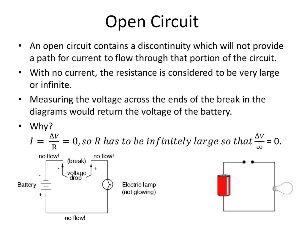 Direct Current Dc Electric Circuits Series And Parallel Ppt Download Voltage Drop In A Circuit 55 Connections