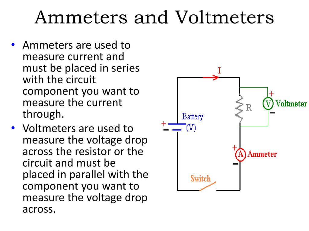 Direct Current Dc Electric Circuits Series And Parallel Ppt Download Voltage Drop In A Circuit 64 Fuses