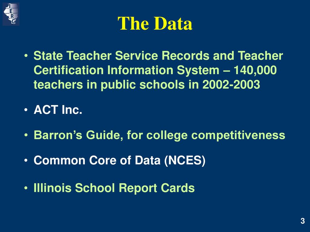 National Comprehensive Center For Teacher Quality Ppt Download