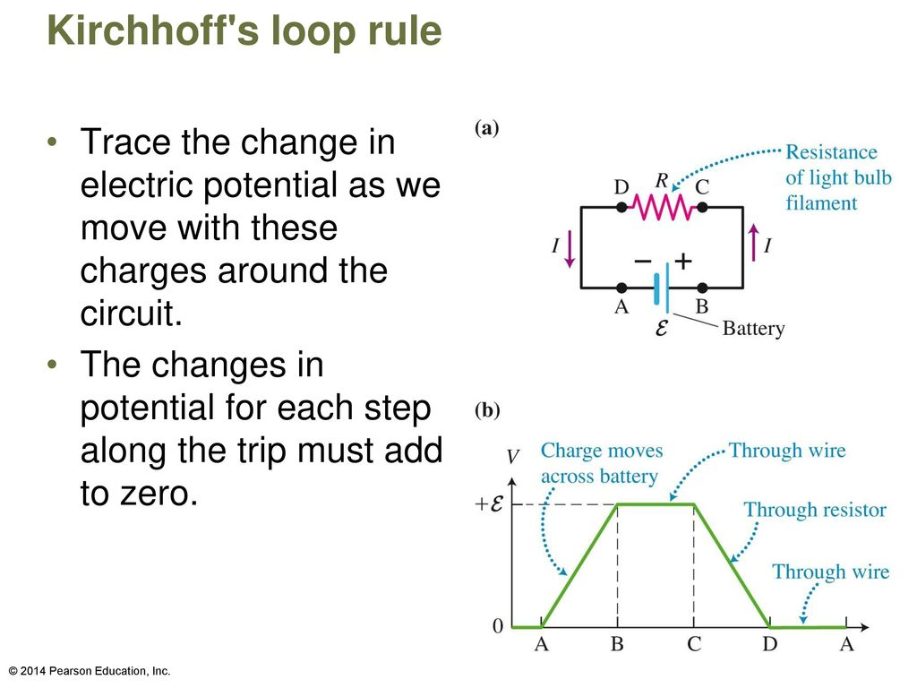 Prepared By Dedra Demaree Georgetown University Ppt Download Adding A New Light Loop In Wiring Kirchhoff S Rule Trace The Change Electric Potential As We Move With These Charges
