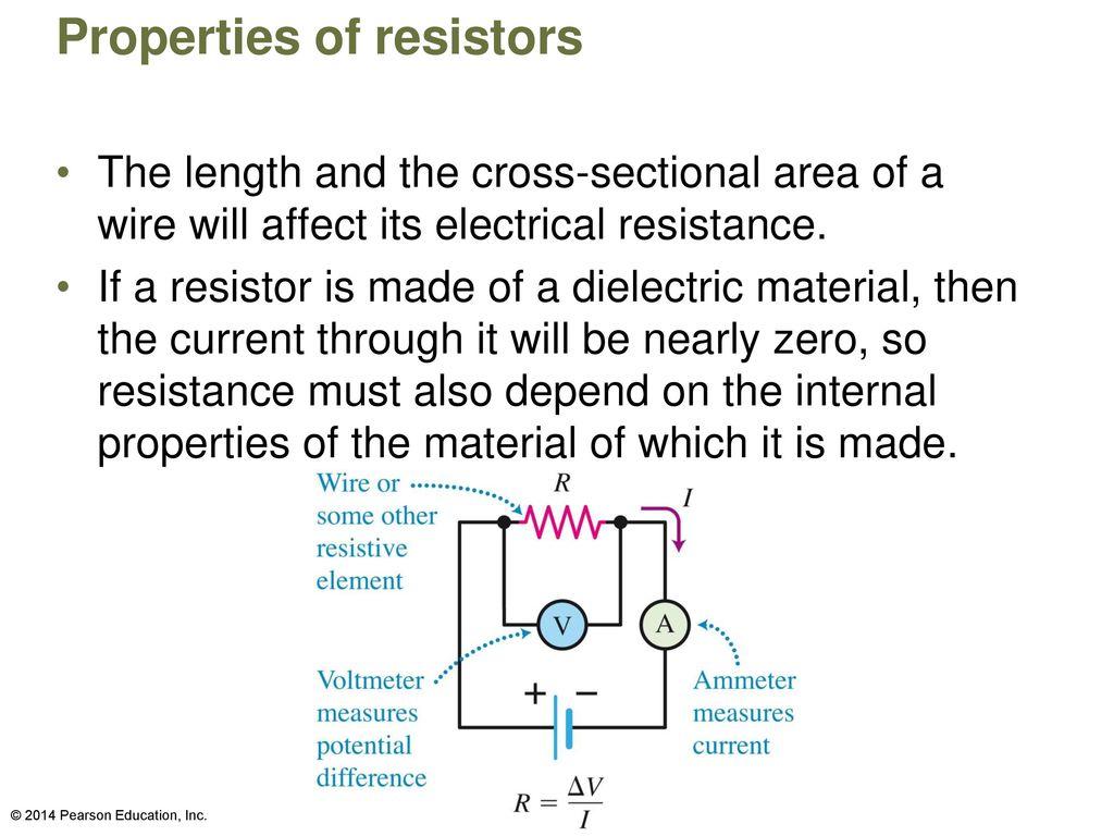 Prepared By Dedra Demaree Georgetown University Ppt Download Electrical Resistance And Resistors Properties Of