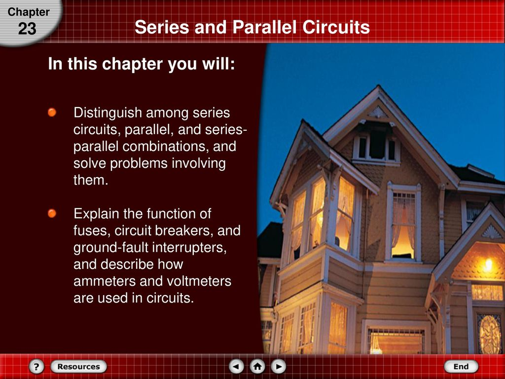 Series And Parallel Circuits Ppt Download