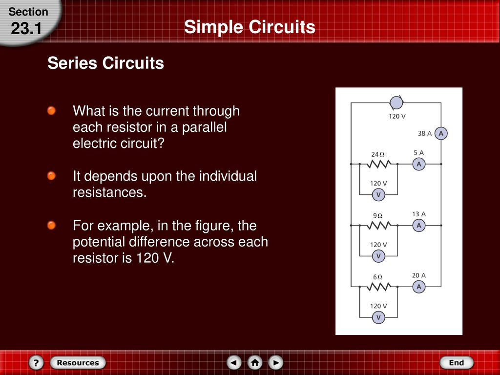 Series And Parallel Circuits Ppt Download Simple 231