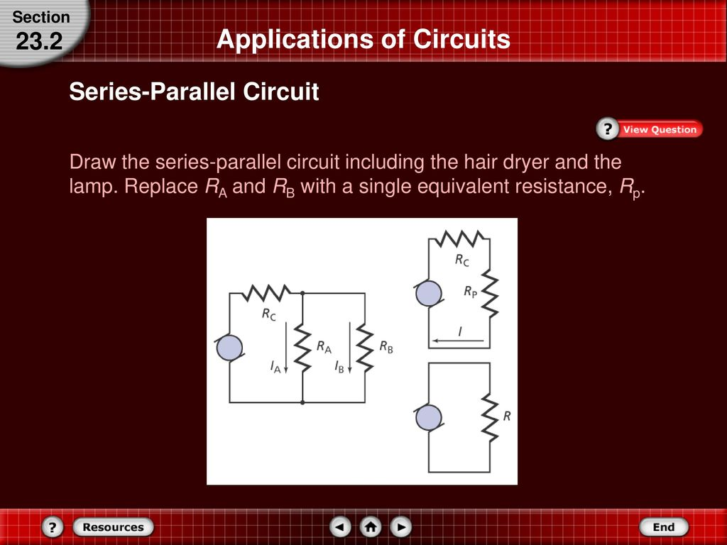 Series And Parallel Circuits Ppt Download Circuit Picture Applications Of