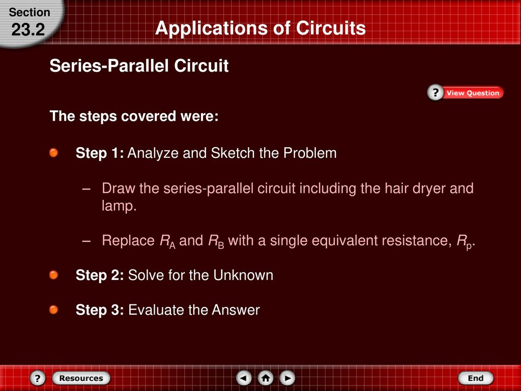 Series And Parallel Circuits Ppt Download Circuit Solver Applications Of