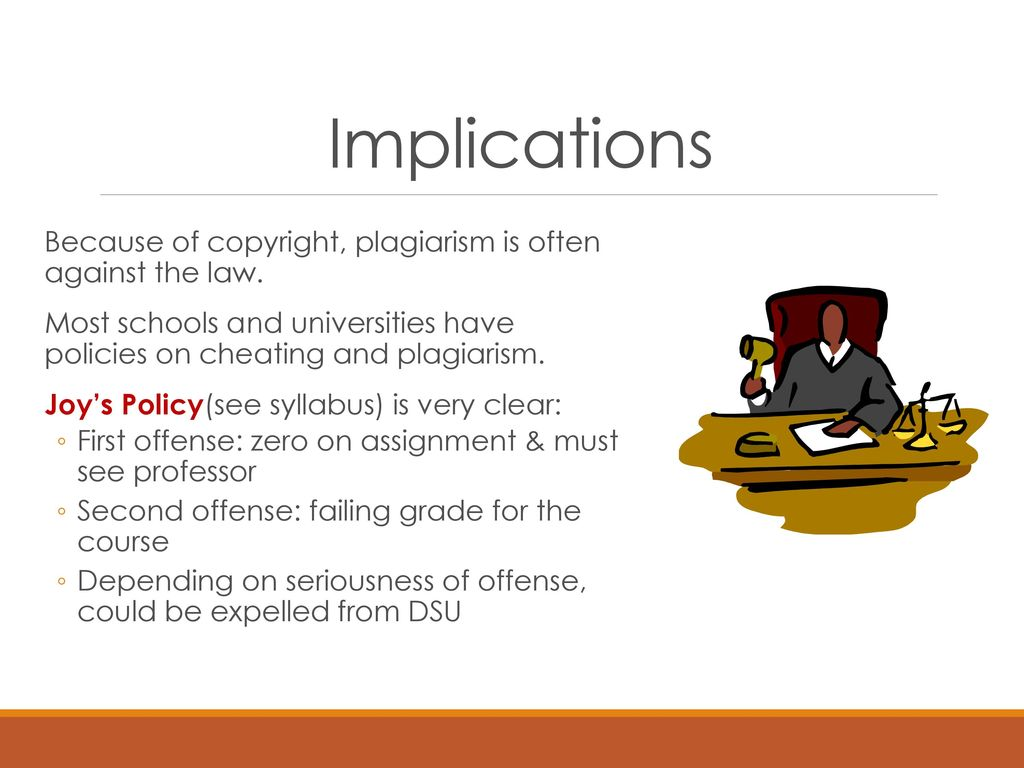 Plagiarism what it is and how to avoid it - ppt download