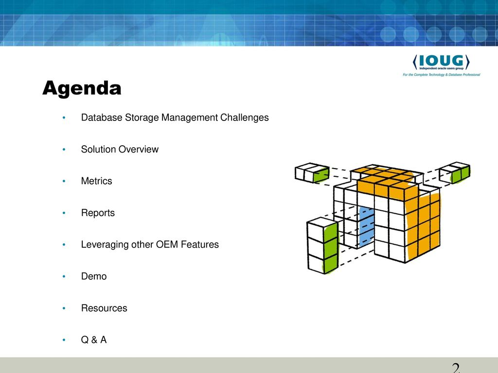Monitoring Storage Systems for Oracle Enterprise Manager 12c - ppt