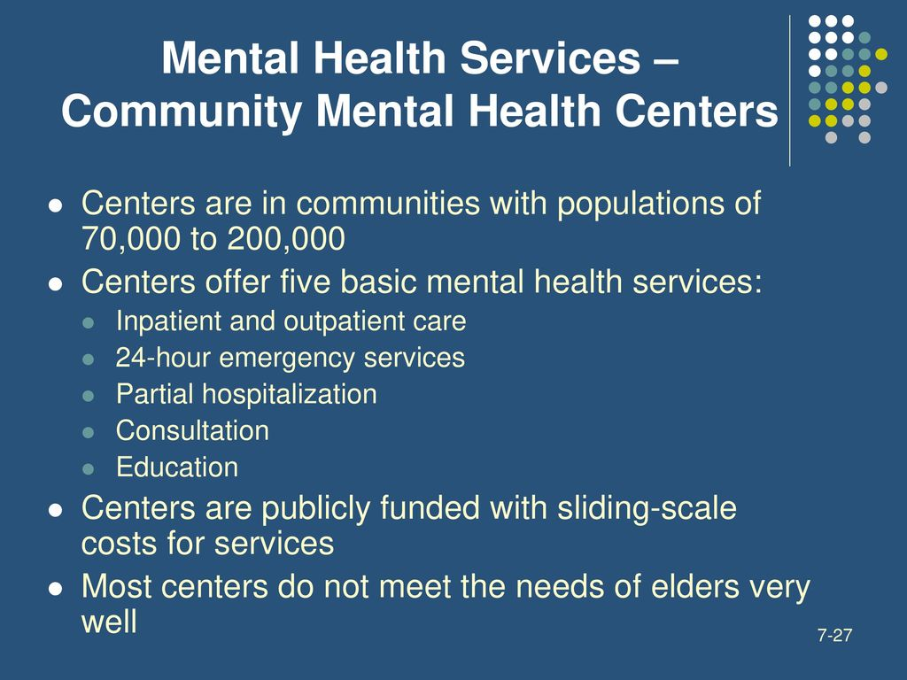 Mental Health And Mental Disorders Ppt Download
