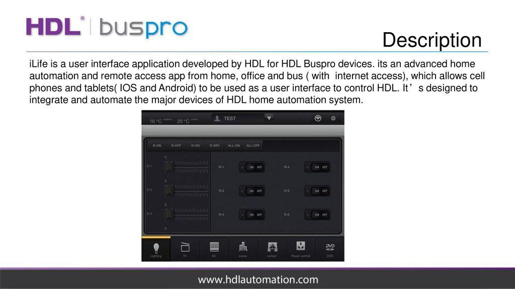 ILife App  - ppt download