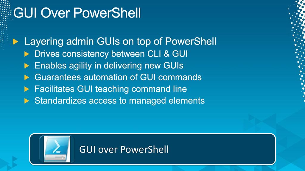 Advanced Automation Using Windows PowerShell ppt download