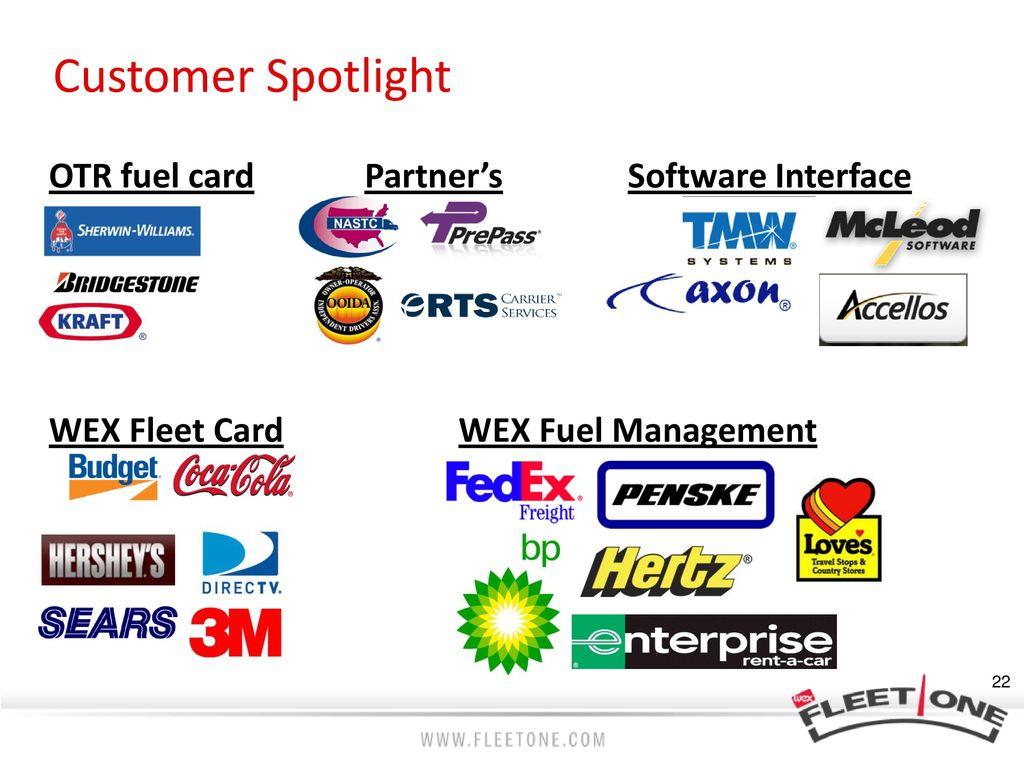 22 customer spotlight otr fuel card - Loves Fuel Card