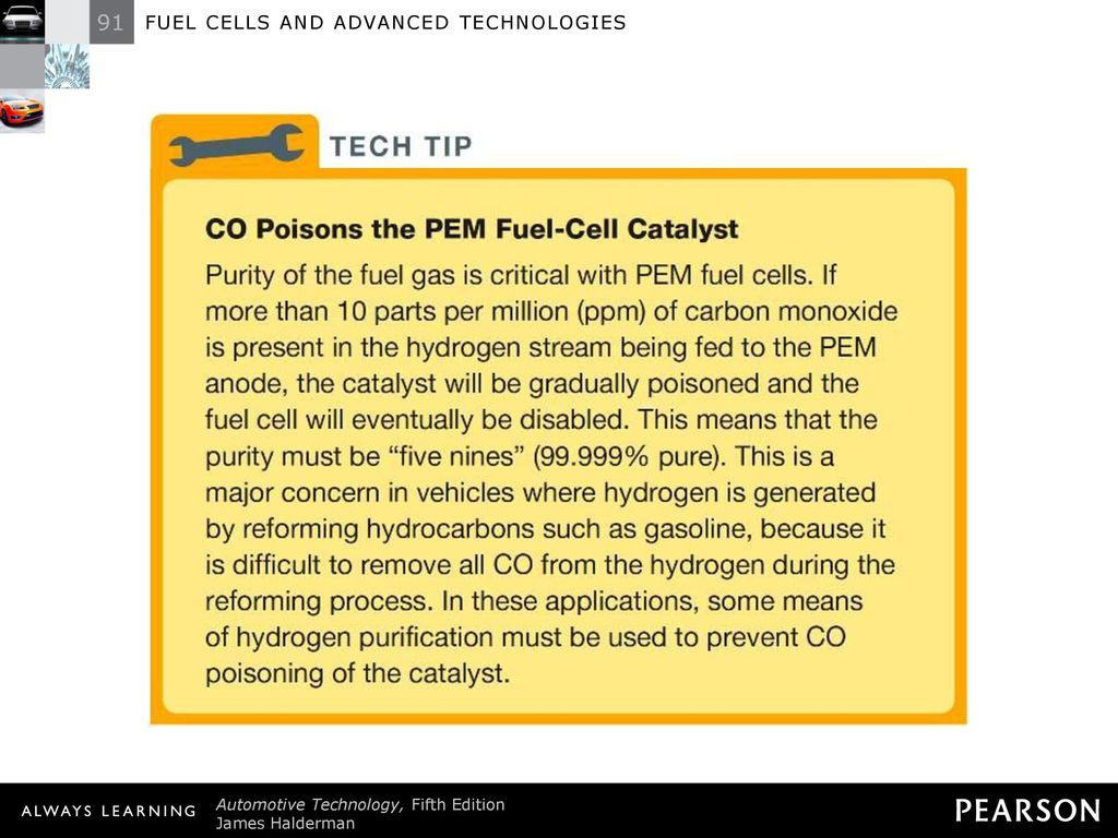 FUEL CELLS AND ADVANCED TECHNOLOGIES - ppt download